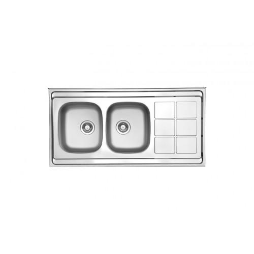سینک ظرفشویی  لتو مدل TL-01