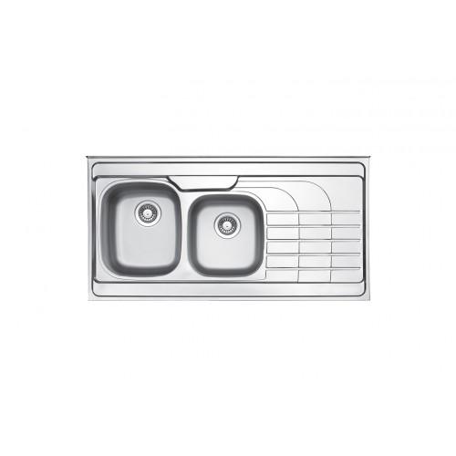 سینک ظرفشویی  لتو مدل TL-02